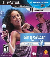 Singstar Dance for PlayStation Move