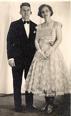 Nan And Gramps (warspite1915) Tags: family scans grandparents gramps nan oldphotos