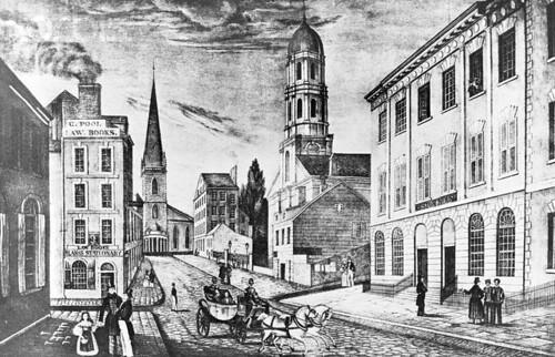 Wall Street 1775