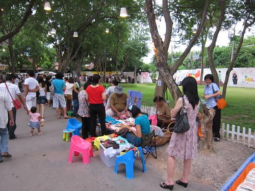 Cicada Market สวนศรี