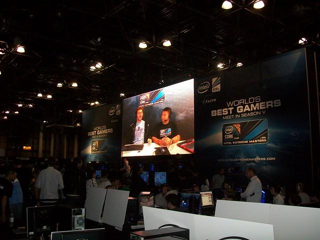 Intel Booth