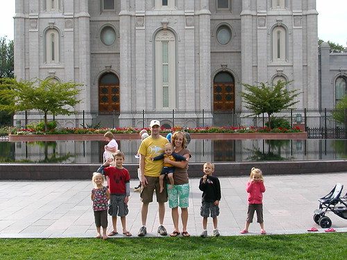 Oct 5 2010 Salt Lake Temple