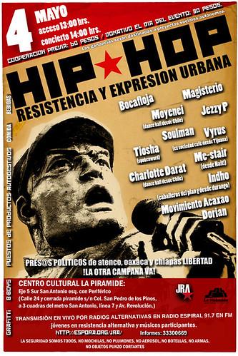 Hip Hop y resistencia urbana