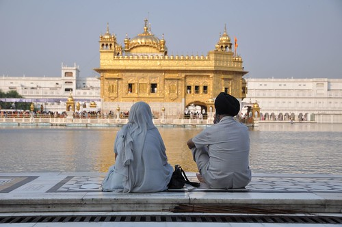 Golden Temple, Amritsar, Inde