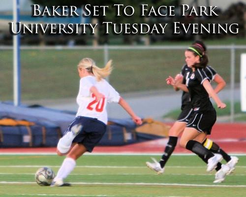 Baker vs Park Preview