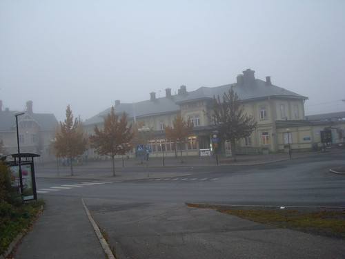Stationen Östersund