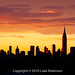 Empire State Sunset - Click thumbnail for image options