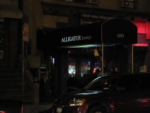 alligator lounge