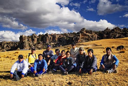 Grupo Ayacucho - Bosque de Piedras Huaraca
