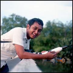 Azlan bahrum a.k.a Lan Jawa (Mr Duyong) Tags: malaysia terengganu nikwafdi mrduyong azlanbahrum ciroflexmodelckodak photograherutusanterengganu