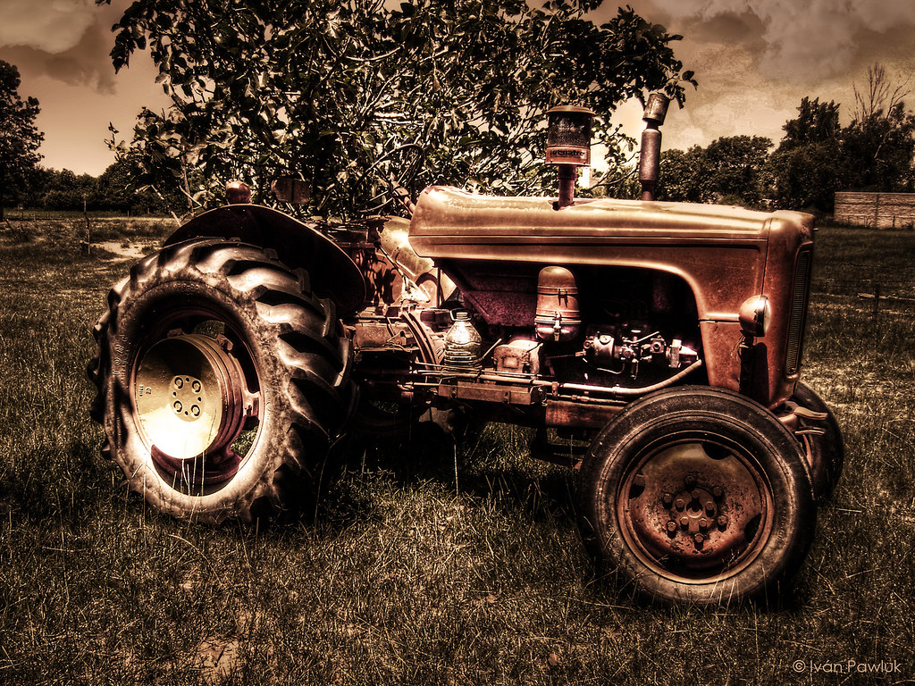 El gran Tractor