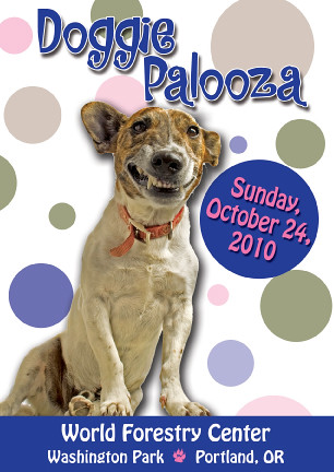 October 24: Third Annual Doggie Palooza Celebrates All Things Dog @ World Forestry Center