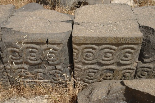 Tell Ain Dara Temple c.1300 Early Iron Age Syro-Hittite Orthostat (11)
