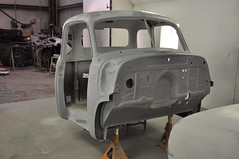 "1951 Chevy 3100 Pick Up Truck restoration • <a style=""font-size:0.8em;"" href=""http://www.flickr.com/photos/85572005@N00/5083216369/"" target=""_blank"">View on Flickr</a>"