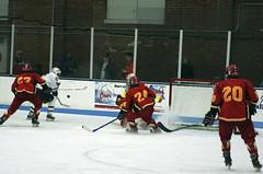 (The real David Fullarton) Tags: college hockey illinois university state illini champaign cyclones 2009 acha iwa
