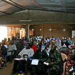 Day two of a citizens' jury in Mali 06 by