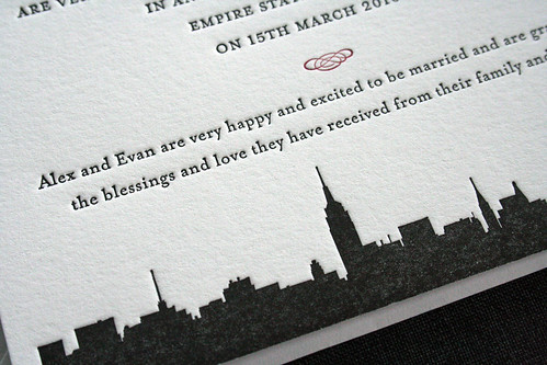 Empire State Building Wedding by Sarah Parrott