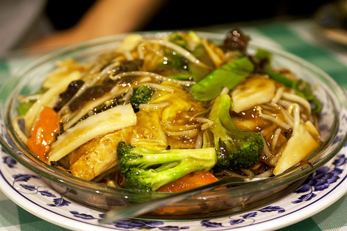 buddah supreme fried noodles @ a-wah