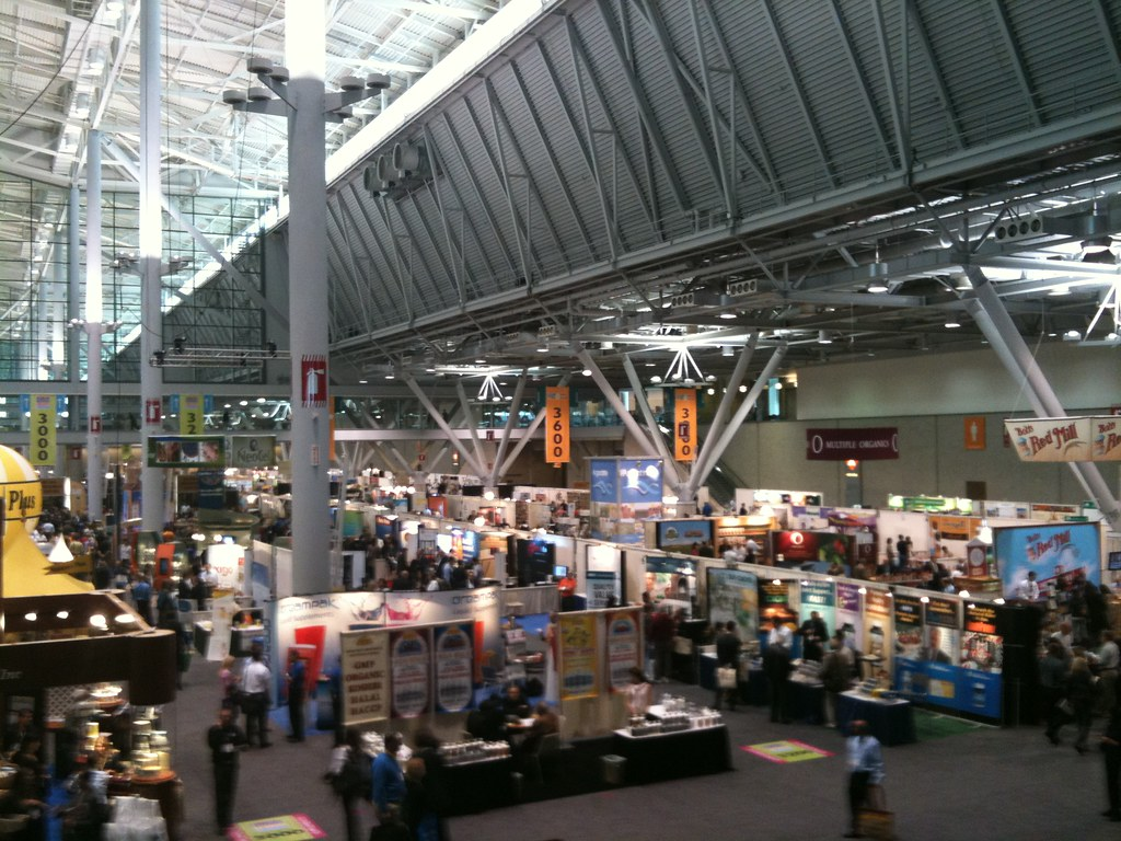 Natural Products Expo East 2010
