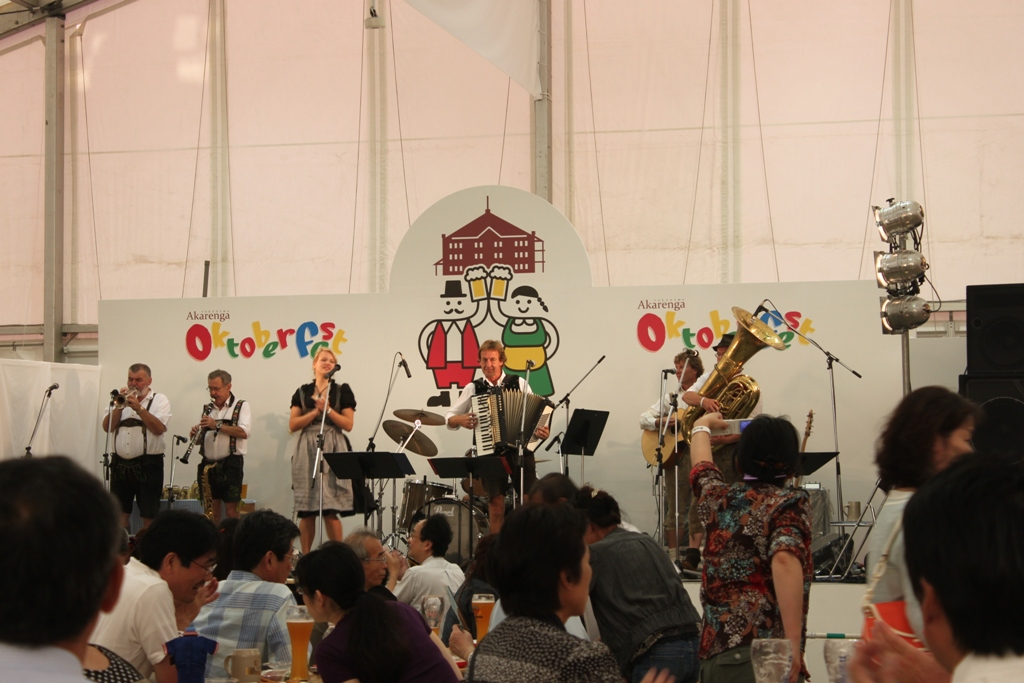 Yokohama Red Brick Warehouse October Fest 2010 (16)