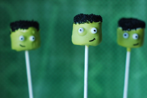 Frankenmallow Pops