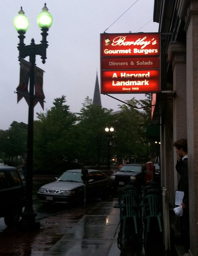 Bartley's Harvard Square