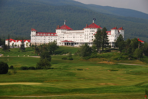 New England: Mount Washington Hotel