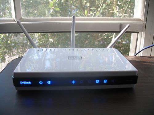 DLink Xtreme N Gigabit Router Model 655