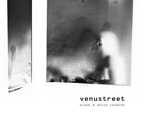 venustreet - black & white candids