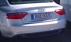 Bad Audi A5