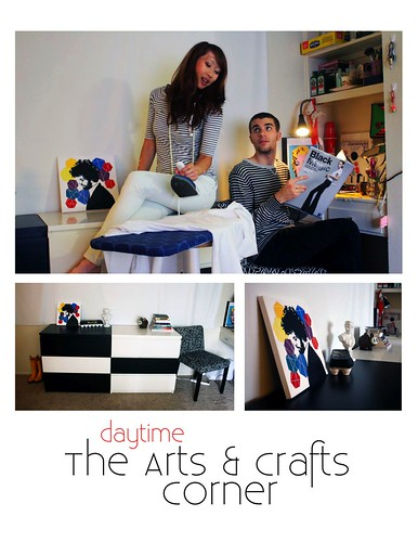 The Arts & Crafts Corner