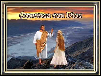 Resultado de imagen para conversa con dios