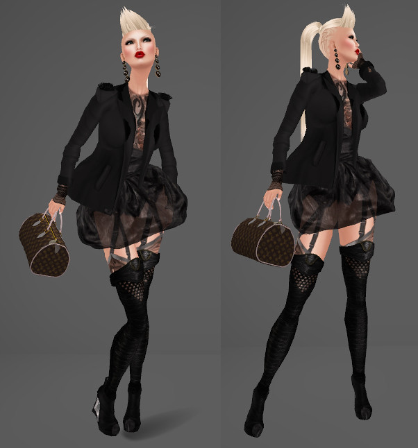 new FCandy halloween skin Josette free in Michi Fhang's store now