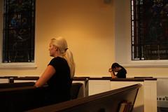 In prayer (rosy outlook photography) Tags: nyc woman church girl afternoon prayer young blond restoration brunette pew kneeling fresco stainedglasswindow churchofstjoseph rosyoutlookphotography davidturnleyworkshop davidturnleyphotographyworkshop rosannamignacca churchofstjosephingreenwichvillage oldestromancatholicchurchinmanhattan