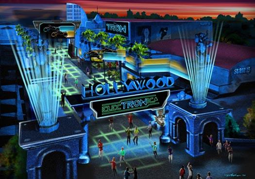 Disney-Electronica