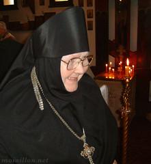 higoumènia Makrina à Meudon
