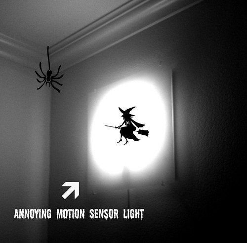 The Annoying Motion Sensor Light