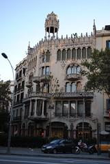 Mansana da Discórdia - Casa Lléo Morena