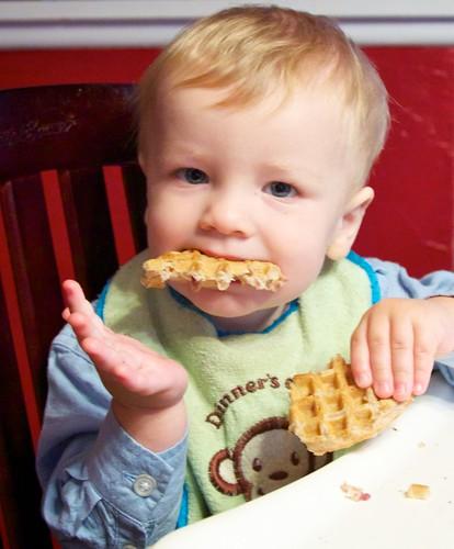 Waffle boy