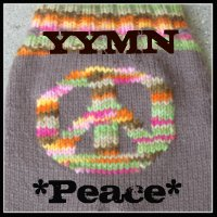 YYMN<P>Peace sign longies!