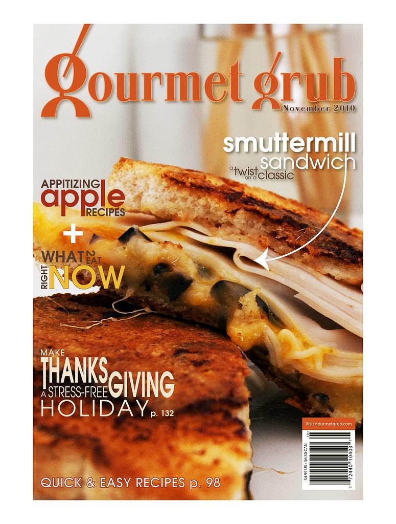 Magazine: Cover