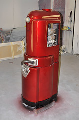 """1941 Wayne 100R Sidearm Gas Pump Converted To A Soda Fountain • <a style=""""font-size:0.8em;"""" href=""""http://www.flickr.com/photos/85572005@N00/5094484829/"""" target=""""_blank"""">View on Flickr</a>"""