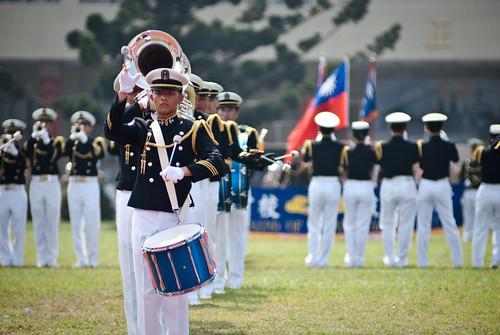 海軍官校鼓號樂隊