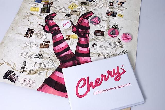 Cherry Poster 2