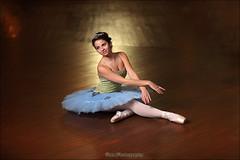 Nina Senior ~ The Ballerina (~Phamster~) Tags: ballet senior ballerina alienbee 85l strobist ab1600 phamster cactusv4trigger