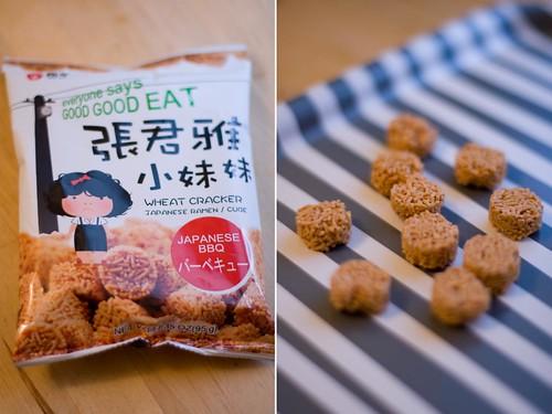 Ramen Crackers