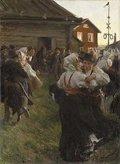 Midsommardans/Midsummer Dance