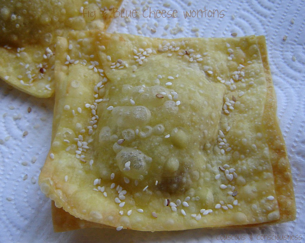 Fig & Blue Cheese Wontons 3, edited