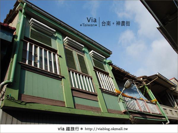 【台南神農街】一條適合慢遊、攝影、感受的老街12