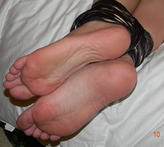 Need Requests!!!!!! (GG's better half) Tags: feet bondage wife milf soles